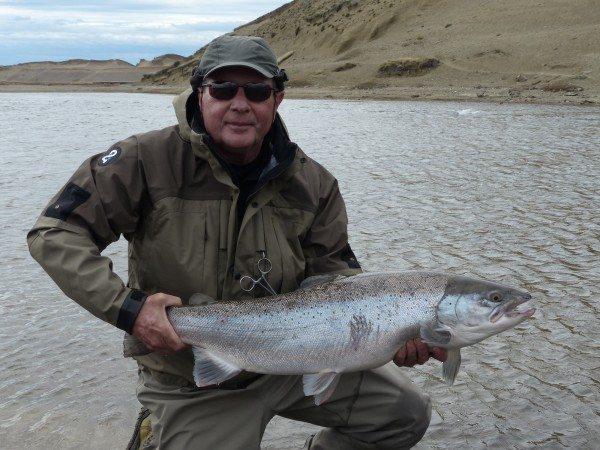 Begleitete Reise nach Argentinien an den Rio Grande (Meerforellen) und Rio Corrientes (Dorados) mit Carsten Dogs